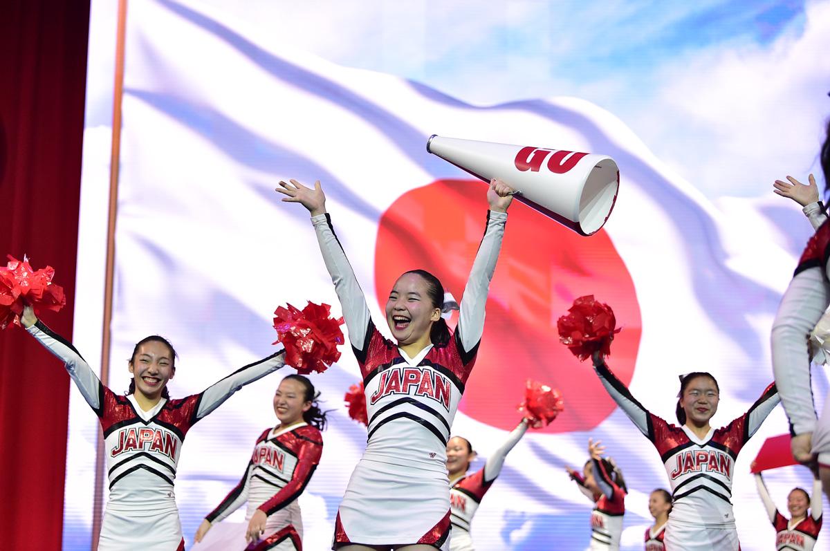 2020 ICU世界ジュニアチアリーディング選手権大会(JWCC)・2020 ICU世界チアリーディング選手権大会(WCC)日本代表選考会 第二回世界大学チアリーディング選手権大会(WUCC)日本代表選考会<一次選考>