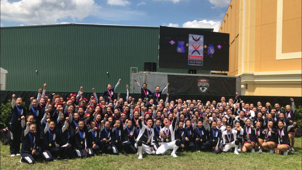 2020 ICU世界ジュニアチアリーディング選手権大会・2020 ICU世界チアリーディング選手権大会