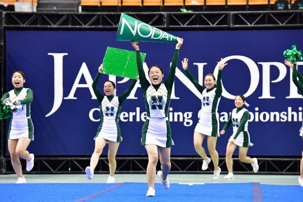 2021ジャパンオープンチアリーディング選手権大会・2021日本学生チアリーディング選手権大会